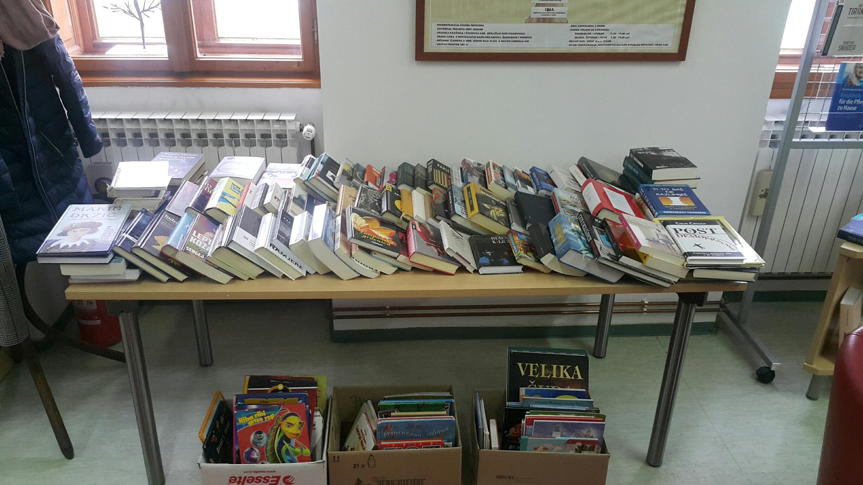 Prodaja otpisanih knjiga