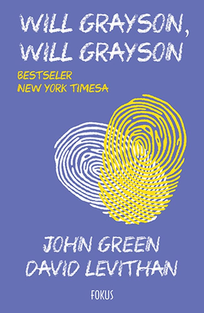 Green, J., Levithan, D.  - Will Grayson , Will Grayson