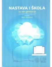 Matijević, M. - Nastava i škola za net- generacije