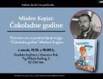 Čokoladne godine - Mladen Kopjar