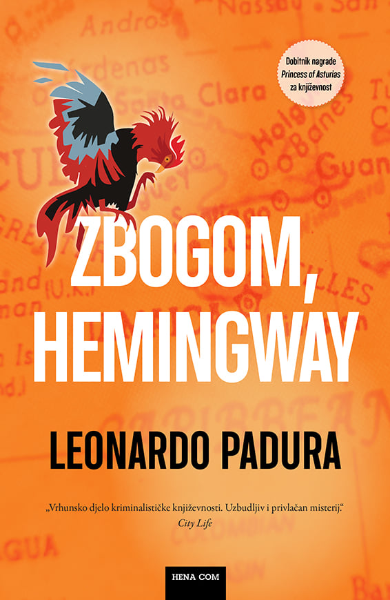 Padura, L. - Zbogom, Hemingway