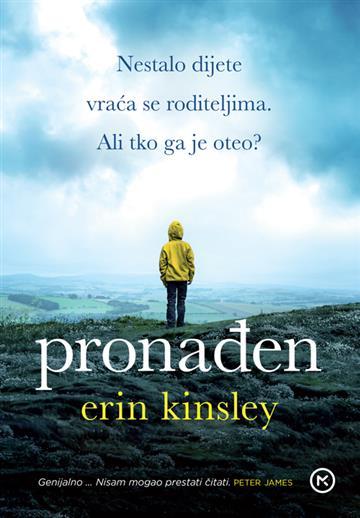 Kinsley, E. - Pronađen