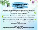 54. ILOČKA BERBA GROŽĐA - PRIJAVE ZA RADIONICU