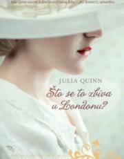 Quinn, J. - Što se to zbiva u Londonu